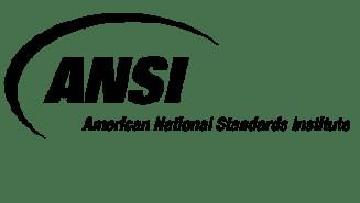 American National Standards Institute Logo