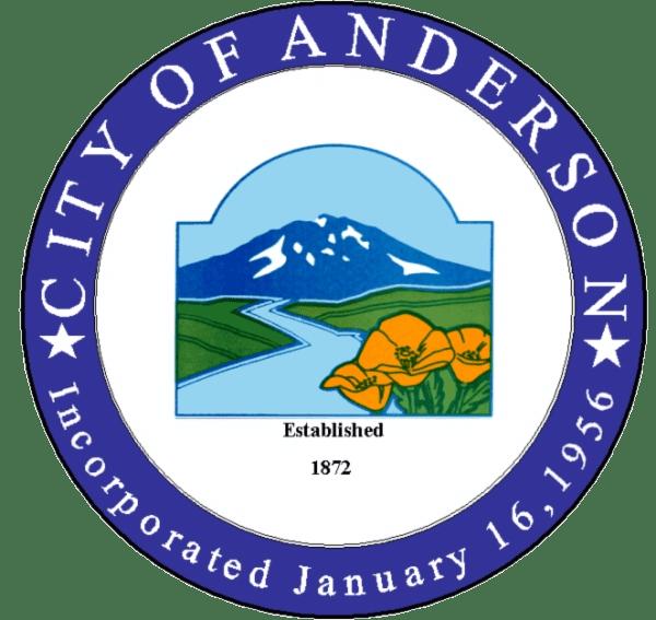 City of Anderson logo